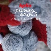 ¡Salta al mundo del diseño con Katia Designers Awards 5! Publica tu patrón en una revista Katia y gana 300€ en lanas