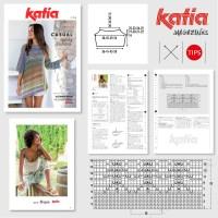 6 consejos para seguir patrones de revistas Katia fácilmente y tejer sin dudas tu próximo proyecto