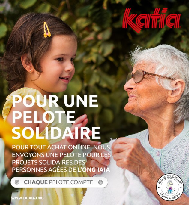 projets tricot solidaires