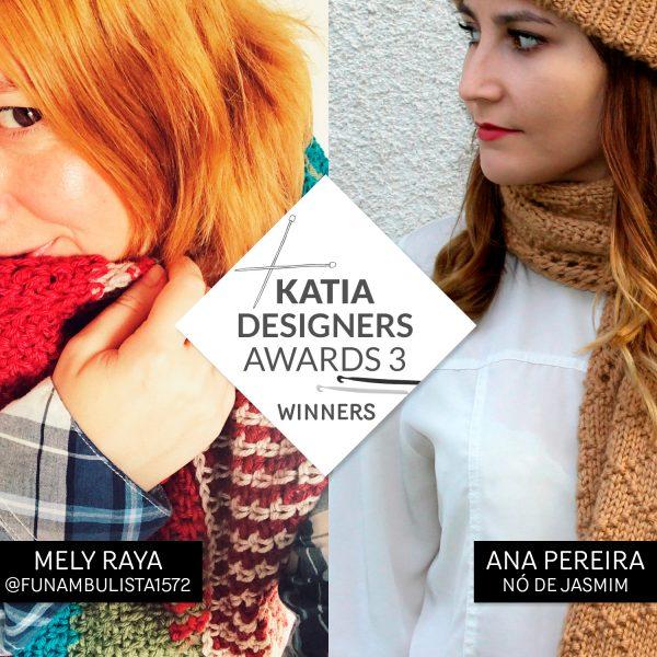 Katia Designers Awards 3 winners