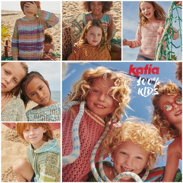 modèles tricot facile pour fillettes