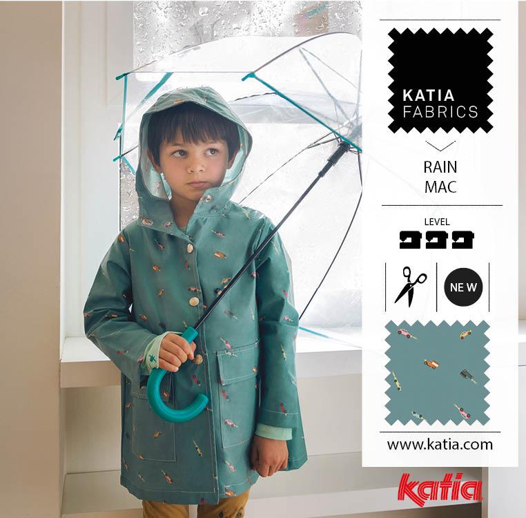 nouveaux tissus Katia Fabrics waterproof
