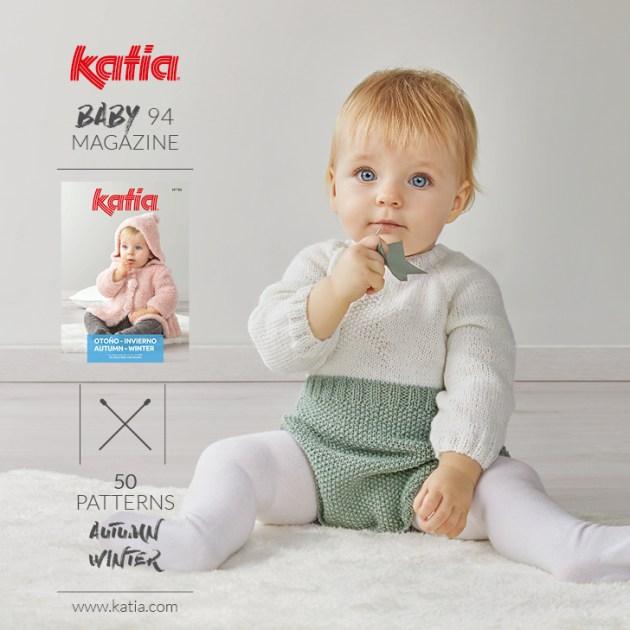 patrons tricot bébé feat