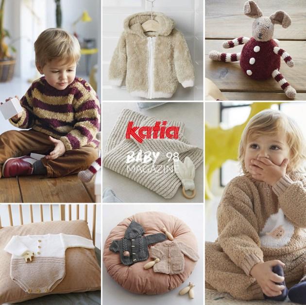 modèles tricot bébé feat