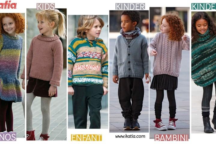 patrons au tricot bébé_kids