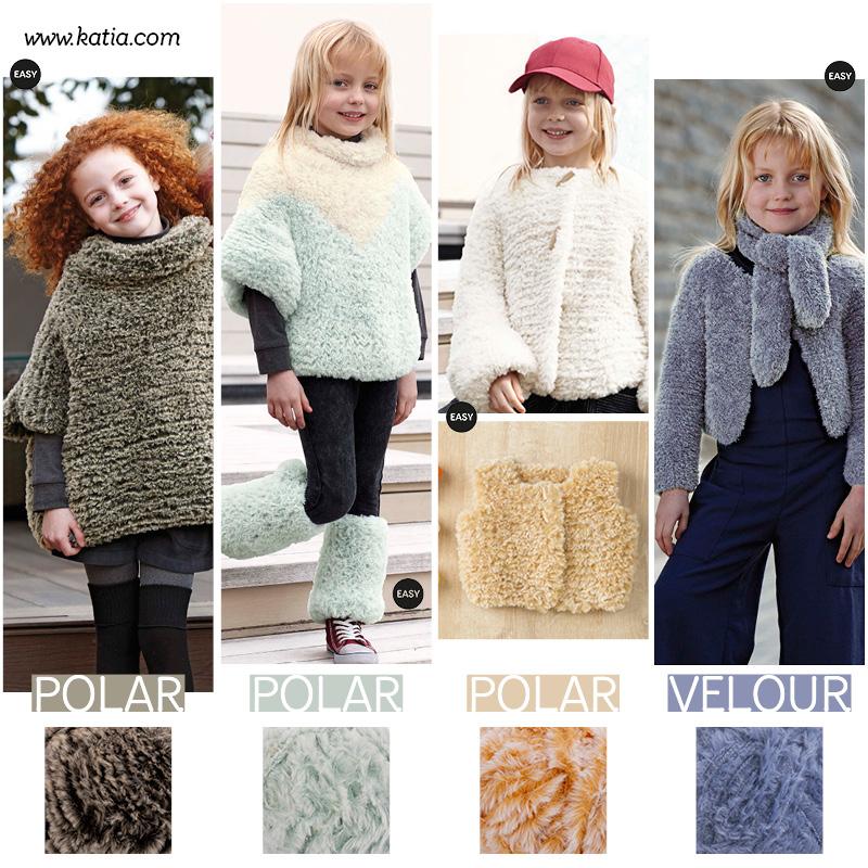 patrons au tricot bébé_furry