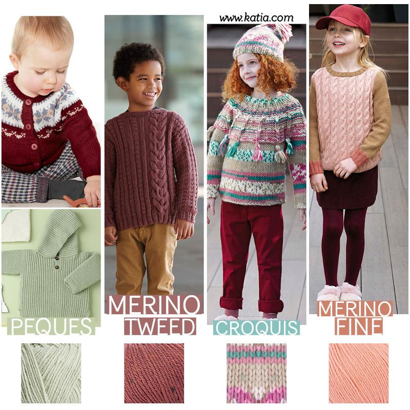 patrons au tricot bébé_grandma