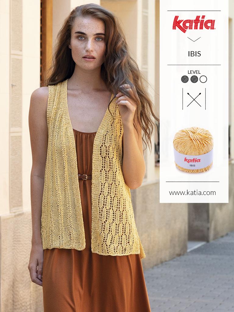 tricot-ajoure-modeles feat chaleco