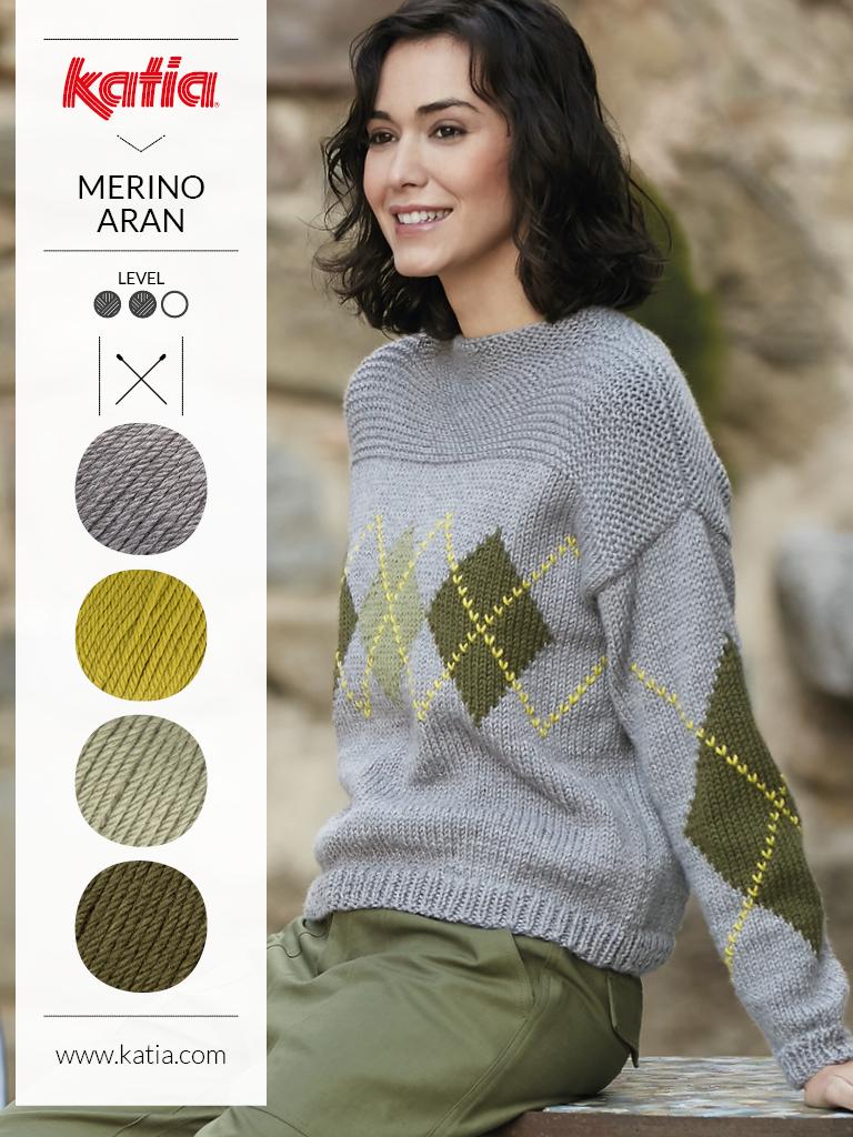 couleurs tendance et laine mérinos neutre