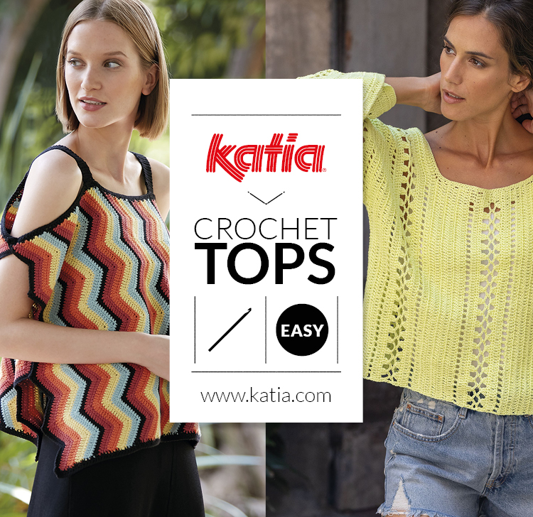 10 tops crochet feat