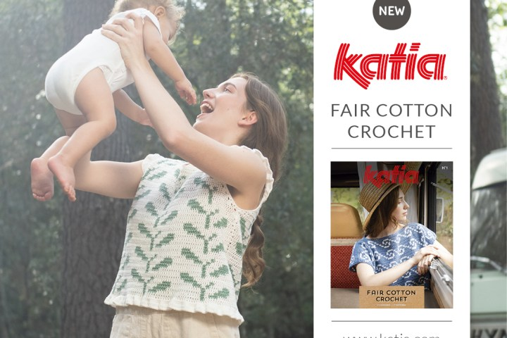 magazine fair cotton crochet feat
