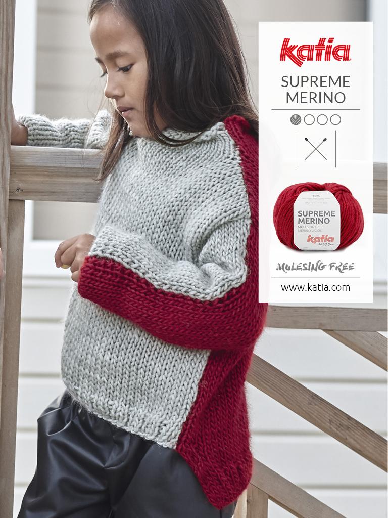 patrons tricot faciles pour enfants 4