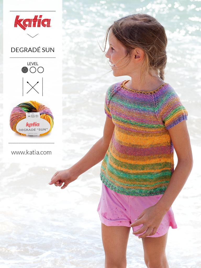 Tendances mode enfant été t-shirt