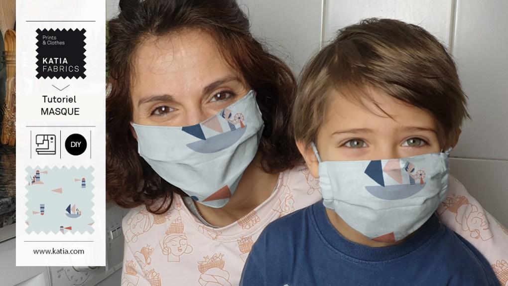 comment coudre un masque