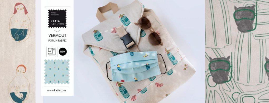 sac à dos accessoire pour l'été slide