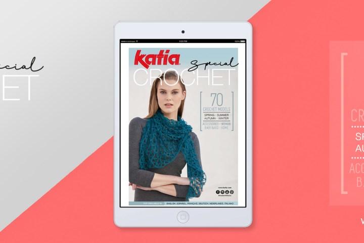 Katia Special Crochet Slide