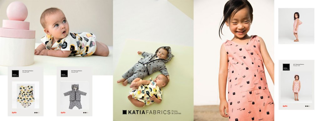 collection-tissus-katia-fabrics-printemps-ete-2019 meow