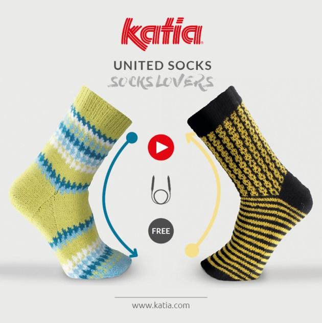 apprendre tricoter chaussettes magic loop