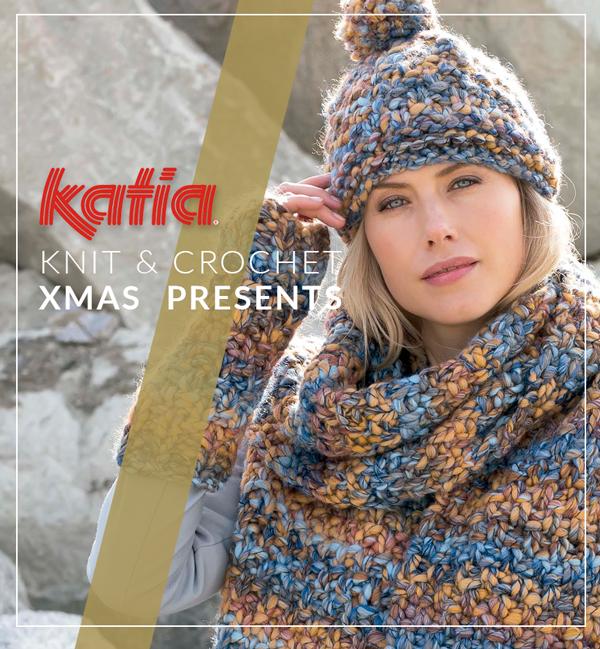 Vous recherchez des cadeaux de Noël à tricoter ou crocheter? Découvrez des cadeaux originaux pour toute la famille