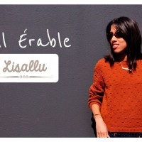 Craft Lovers ♥ Maglioncino Érable di Lisallu con Merino 100%