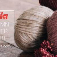 Nuova Collezione Katia Autunno Inverno 2017 / 2018: tutti i nuovi filati, le riviste e le tendenze