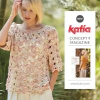 7 modelli traforati ai ferri e all'uncinetto che puoi lavorare con la nuova rivista Concept by Katia