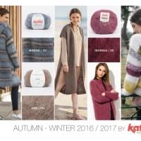 10 Modetrends Herfst - Winter 2016 / 2017 die je zelf kan breien met onze garens en patronen in de tijdschriften