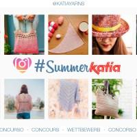 Brei je ook in de zomer met Katia garens ? Doe mee met onze Wedstrijd #SummerKatia