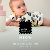 Katia Fabrics Lente Zomer 2019: ga op reis met onze nieuwe stoffencollectie!