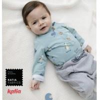 Ontdek de nieuwe Katia Fabrics herfst- en wintercollectie 2020/2021 met stoffen geïnspireerd door onze lievelingssprookjes
