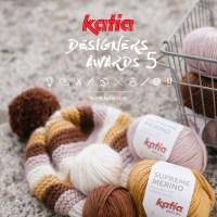 Katia Designers Awards 5: jouw ontwerp gepubliceerd in ons nieuwe magazine!