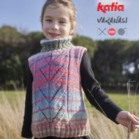 Playtime! Ontdek meer dan 30 winterpatronen voor kinderen in het nieuwe Katia Kids magazine