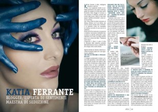 Press About Me - press Katia Ferrante - katiaferrante.it