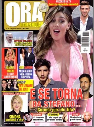 press, Blogger Katia Ferrante sul settimanale Ora
