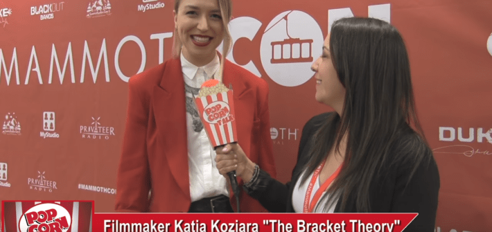 Host Veronica Barriga chats with filmmaker, Katia Koziara