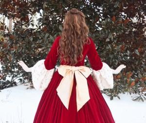 Belle Christmas Disney