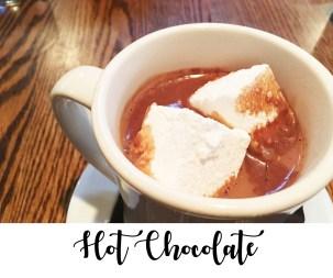 Mindy's Hot Chocolate Pinterest