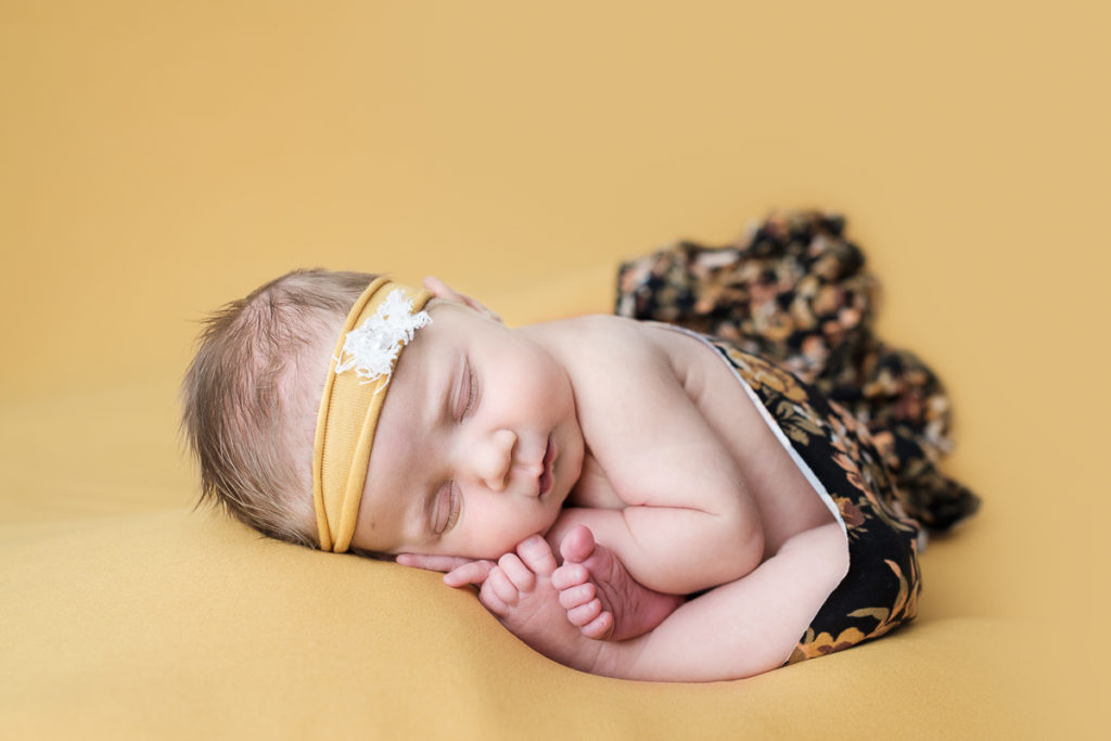 Metro Detroit Newborn Photographer