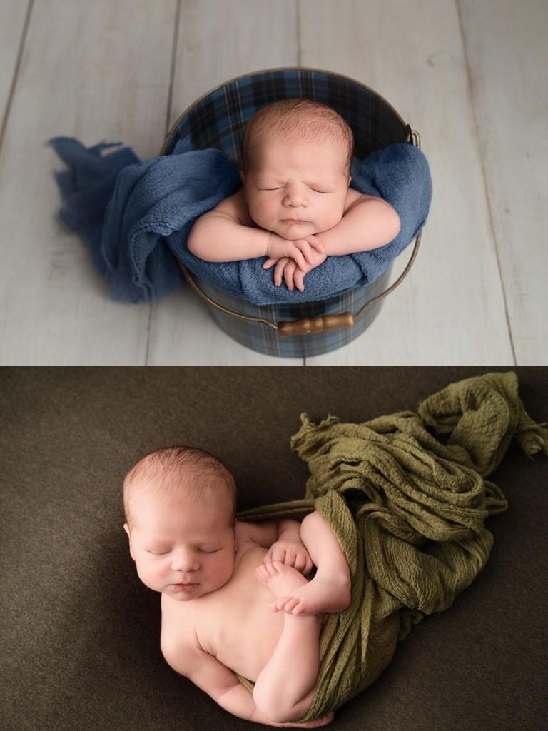Macomb Michigan Newborn Photographer