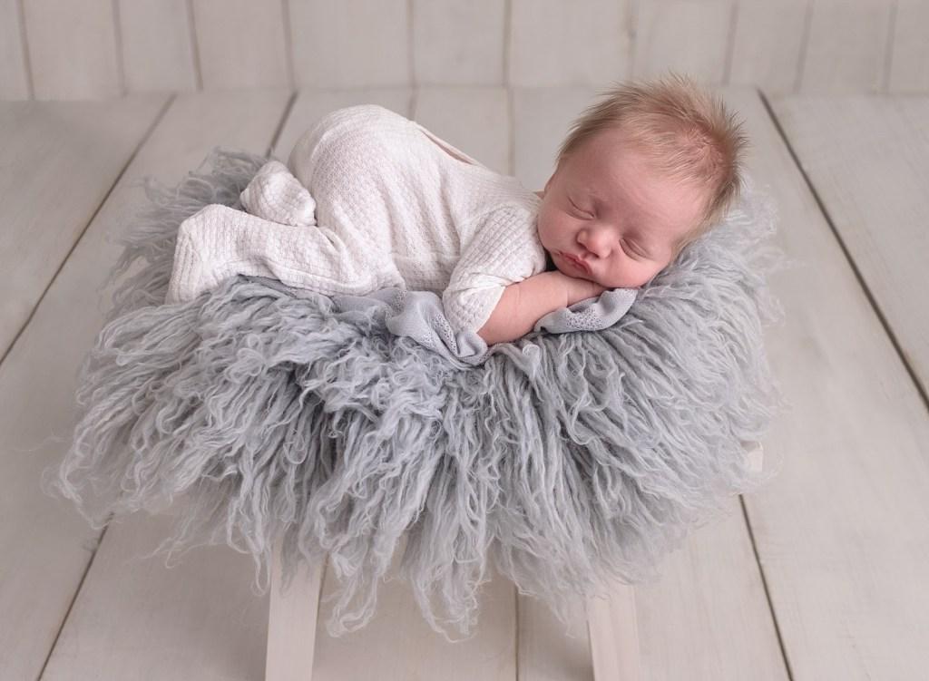 Macomb Newborn Photos