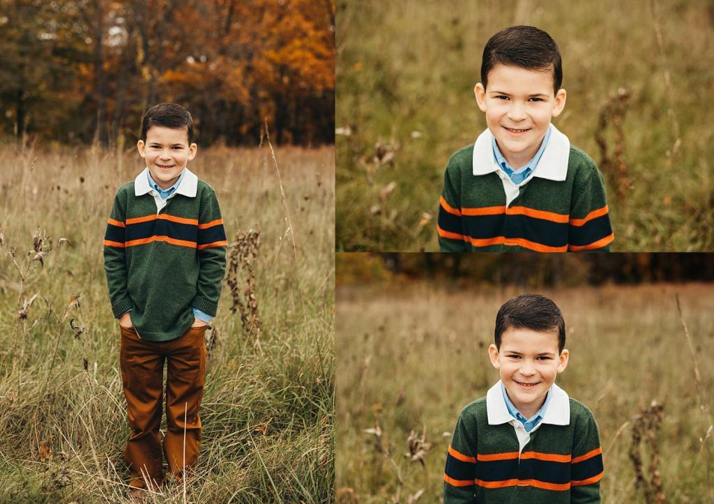 Boy at Stoney Creek