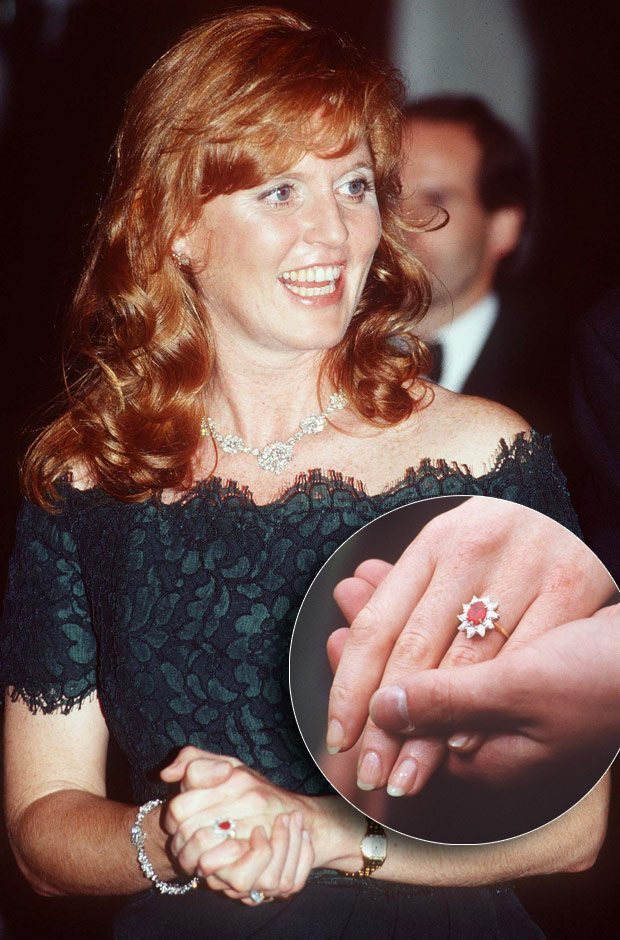 Sarah-Ferguson-Ruby-Ring-Engagement