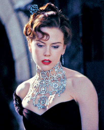 Famous Jewelry In The Movies, Vol. 8: Moulin Rouge