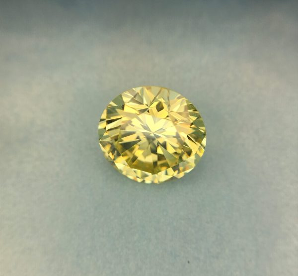 Vintage Fancy Yellow Diamond (1.94cts)