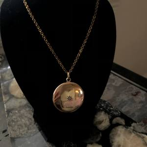 Victorian 10kt Rose Gold Diamond Locket (Vintage)