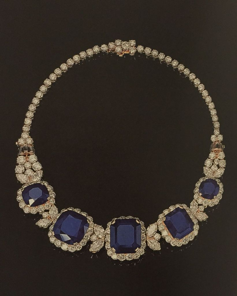 Great Jewelry Collectors: Countess Albina Du Boisrouvray
