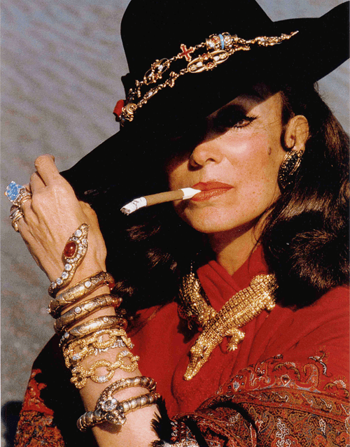 Great Jewelry Collectors: Maria Félix