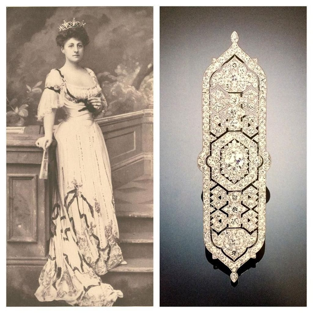 Great Jewelry Collectors: Grace Wilson Vanderbilt