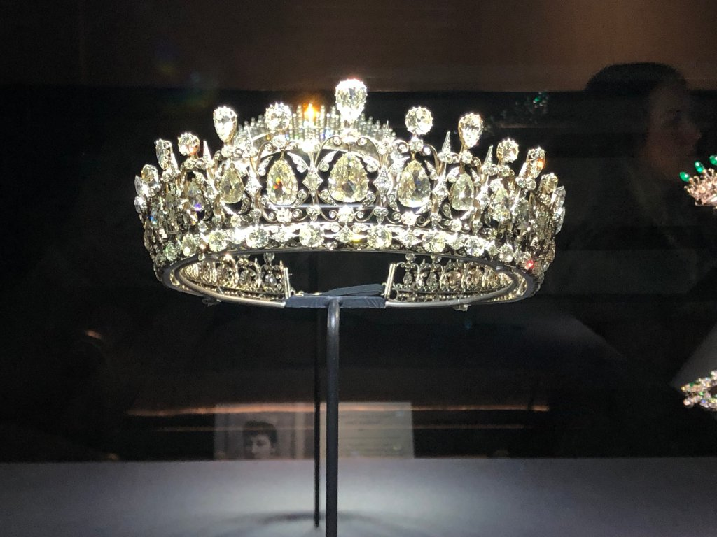 Royal British Tiaras: The Fife Tiara