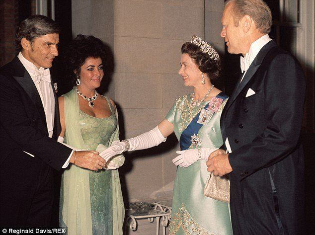 Wedding Wednesday: Elizabeth Taylor and John Warner